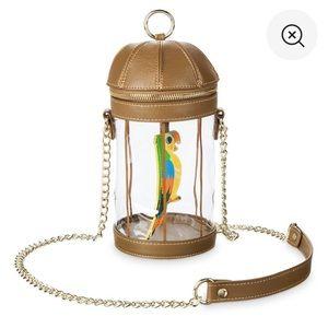 Jose in Birdcage Crossbody-Enchanted Tiki Room-NWT